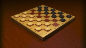 Damas Checkers