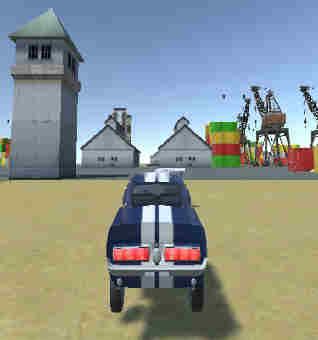 Paco Stunt Cars